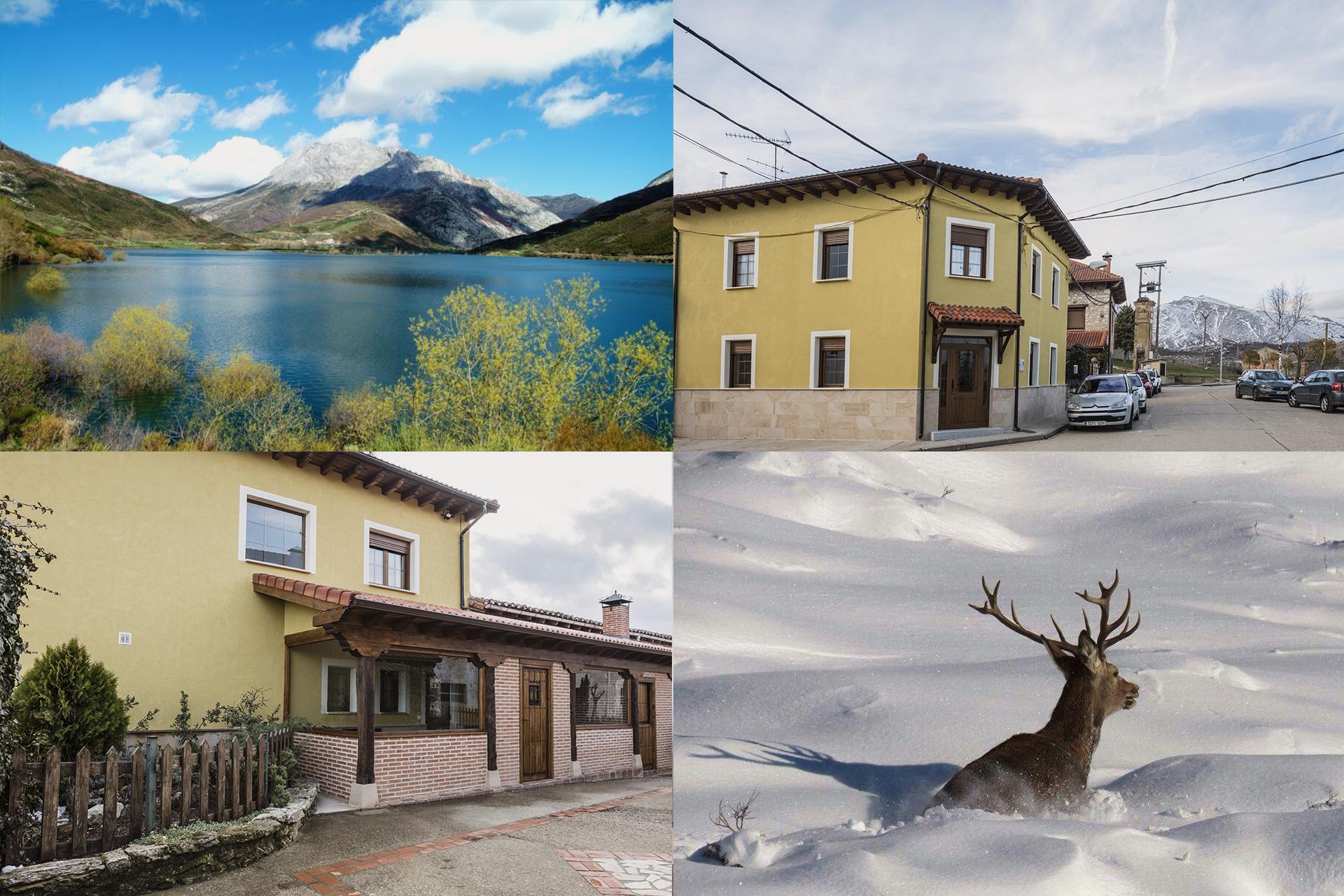 Hotel rural el yunque un hotel con encanto en plena monta a palentina - Casas rurales montana palentina ...